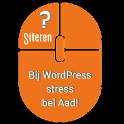 ondersteuning WordPress