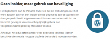 Hackers van de Panama Papers